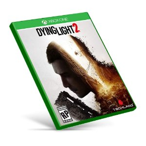 Dying Light 2 - Xbox One - Mídia Digital