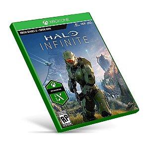 Halo Infinite - Xbox One - Mídia Digital