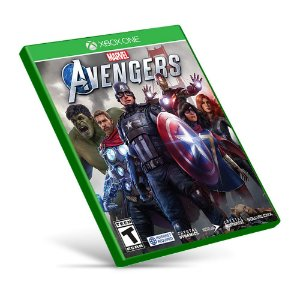 Marvel's Avengers - Xbox One - Mídia Digital