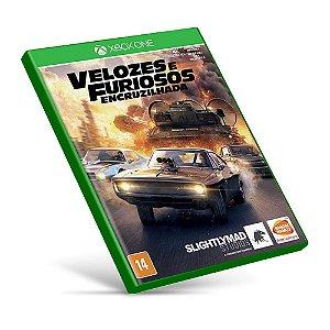 Fast & Furious Crossroads (Velozes e Furiosos: Encruzilhada)  - Xbox One - Midia Digital