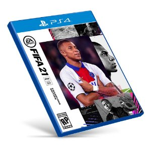 FIFA 21 - PS4 - Mídia Digital