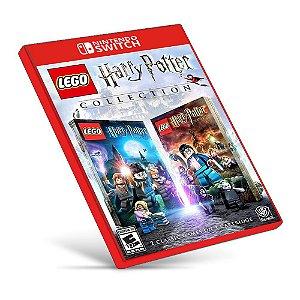 Lego Harry Potter Collection - Nintendo Switch - Mídia Digital