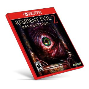 Resident Evil Revelations 2 - Nintendo Switch - Mídia Digital