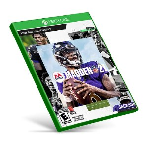 Madden NFL 21 - Xbox One - Mídia Digital