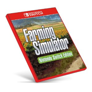 Farming Simulator Nintendo Switch Edition - Nintendo Switch - Mídia Digital
