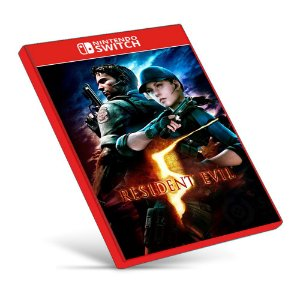 Resident Evil 5 - Nintendo Switch - Mídia Digital