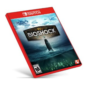 Bioshock Remastered - Nintendo Switch - Mídia Digital