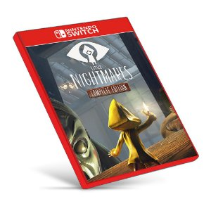 Little Nightmares Complete Edition - Nintendo Switch - Mídia Digital