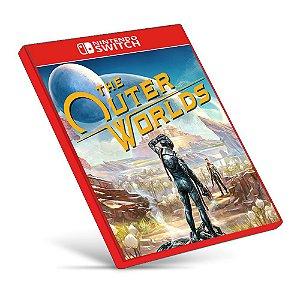 The Outer Worlds - Nintendo Switch - Mídia Digital