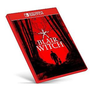 Blair Witch - Nintendo Switch - Mídia Digital