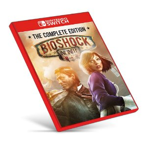 BioShock Infinite: The Complete Edition - Nintendo Switch - Mídia Digital