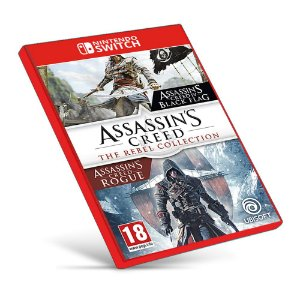 Assassins Creed: The Rebel Collection - Nintendo Switch - Mídia Digital
