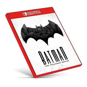 Batman: The Telltale Series - Nintendo Switch - Mídia Digital