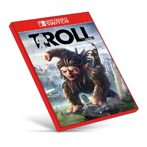 Troll and I - Nintendo Switch - Mídia Digital