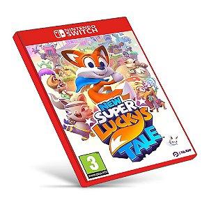 New Super Lucky's Tale - Nintendo Switch - Mídia Digital