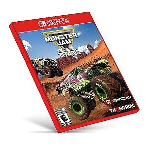 Monster Jam Steel Titans - Nintendo Switch - Mídia Digital