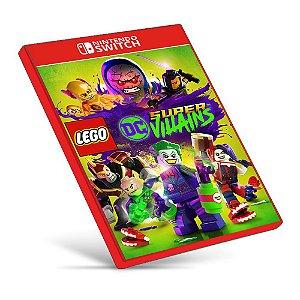 LEGO DC Super-Villains - Nintendo Switch - Mídia Digital