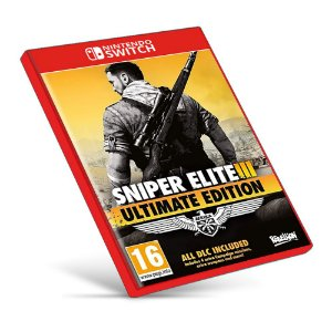 Sniper Elite 3 Ultimate Edition - Nintendo Switch - Mídia Digital