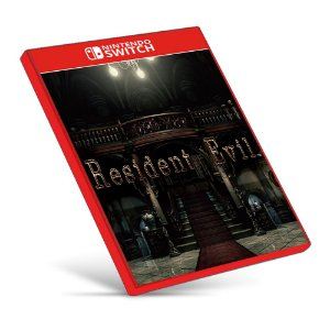 Resident Evil - Nintendo Switch - Mídia Digital