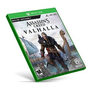 Assassin's Creed Valhalla - Xbox One - Mídia Digital