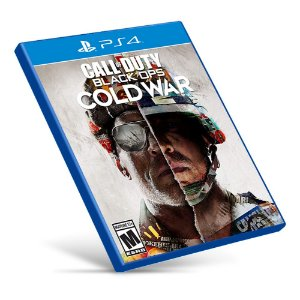 Call of Duty: Black Ops Cold War - PS4 - Mídia Digital