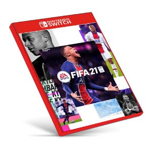 FIFA 21 Nintendo Switch Legacy Edition - Nintendo Switch - Mídia Digital