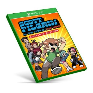 Scott Pilgrim vs The World: The Game Complete Edition - Xbox One - Mídia Digital