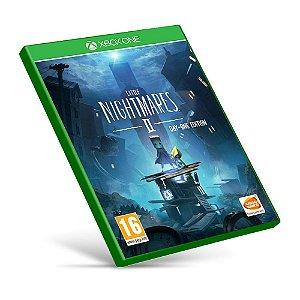 Little Nightmares 2 - Xbox One - Mídia Digital