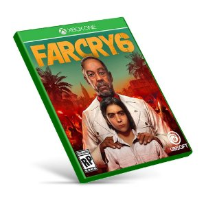 Far Cry 6 - Xbox One - Mídia Digital