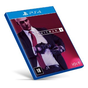 Hitman 2 - PS4 - Mídia Digital