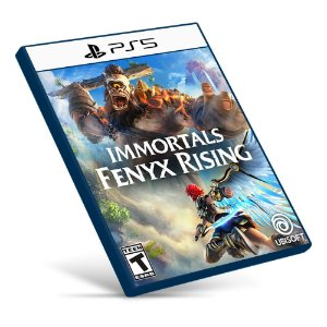 Immortals Fenyx Rising - PS5 - Mídia Digital