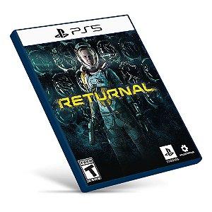 Returnal - PS5 - Mídia Digital