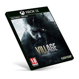 Resident Evil Village - Xbox Series X|S - Mídia Digital