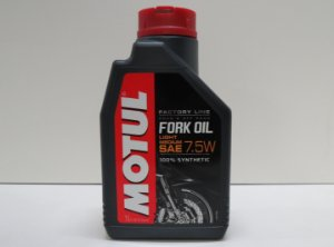 FORK OIL 7.5W