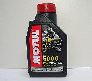 OLEO PARA MOTOR 5000 20W50