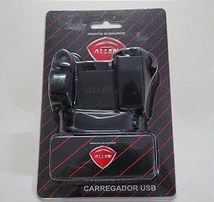 TOMADA PARA CARREGADOR USB