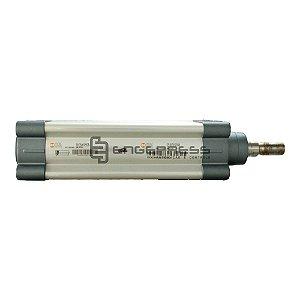 Cilindro Pneumático ISO 15552 Série 3 Metal Work