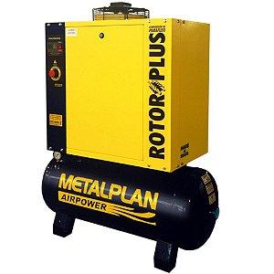Compressor de Ar de Parafuso 220V Metalplan
