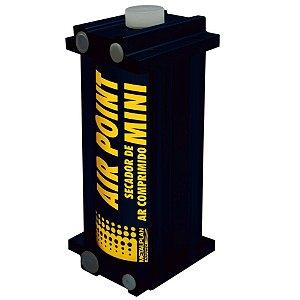 Secador de Ar por Absorção para Ponto de uso 3/4 Metalplan