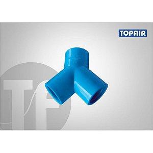 TE Y 25 para rede de ar comprimido TopFusion