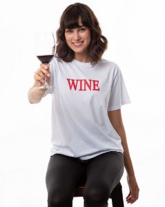 T-shirt Wine