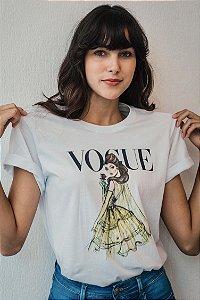 T-shirt Vogue Bela