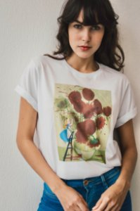 T-shirt Alice The Artist