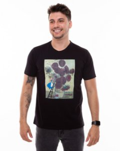 T-shirt Alice The Artist Masculina