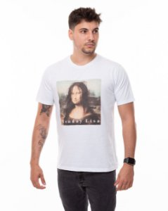 T-shirt Monday Lisa Masculina