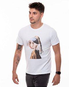 T-shirt Brinco de Pérolas Masculina