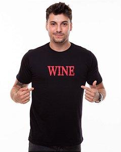 T-shirt Wine Masculina