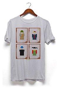 Camisa Chaves - Cinza