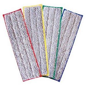 Refil Para Mop Microfibra Dry E Damp Smartcolor 49cm Unger