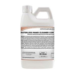 Waterless Hand Cleaner Com Esfoliante 2 Litros - Spartan